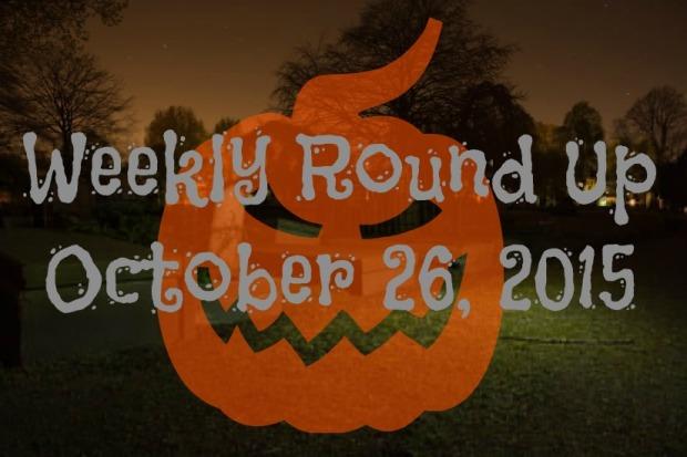 Weekly Roundup 1026