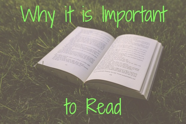 Why it is Important to Read