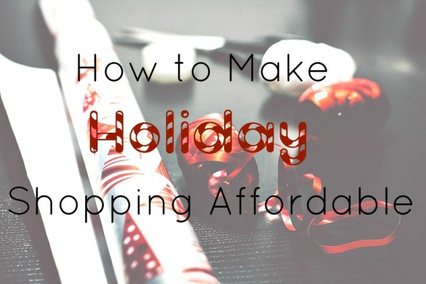 Affordable Holiday Shopping