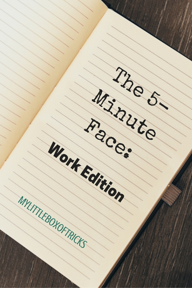 The 5-Minute Face_